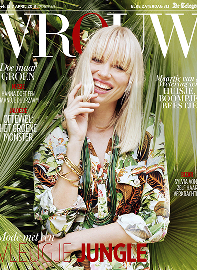 cover Vrouw 15 7 april 2018 07-04-2018