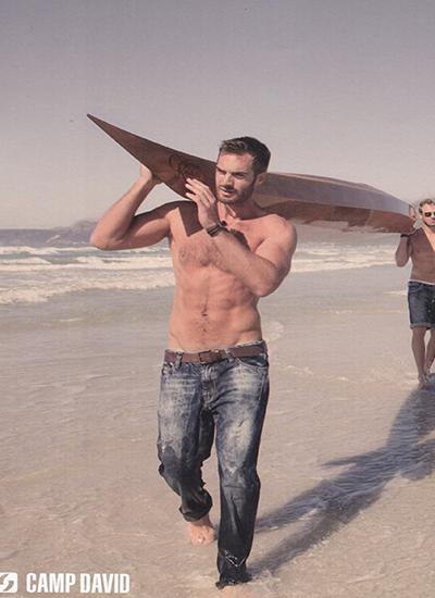 Marc Buckner | Men | Direct | Boss Models Cape Town - Women and