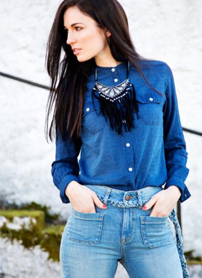 Söndag.Mode. Jeans.Foto: Mia Carlsson